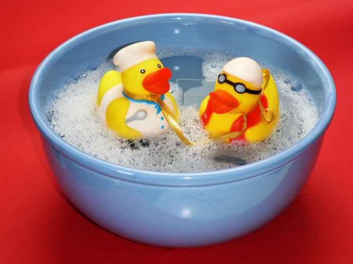 Bath Time forToddlers